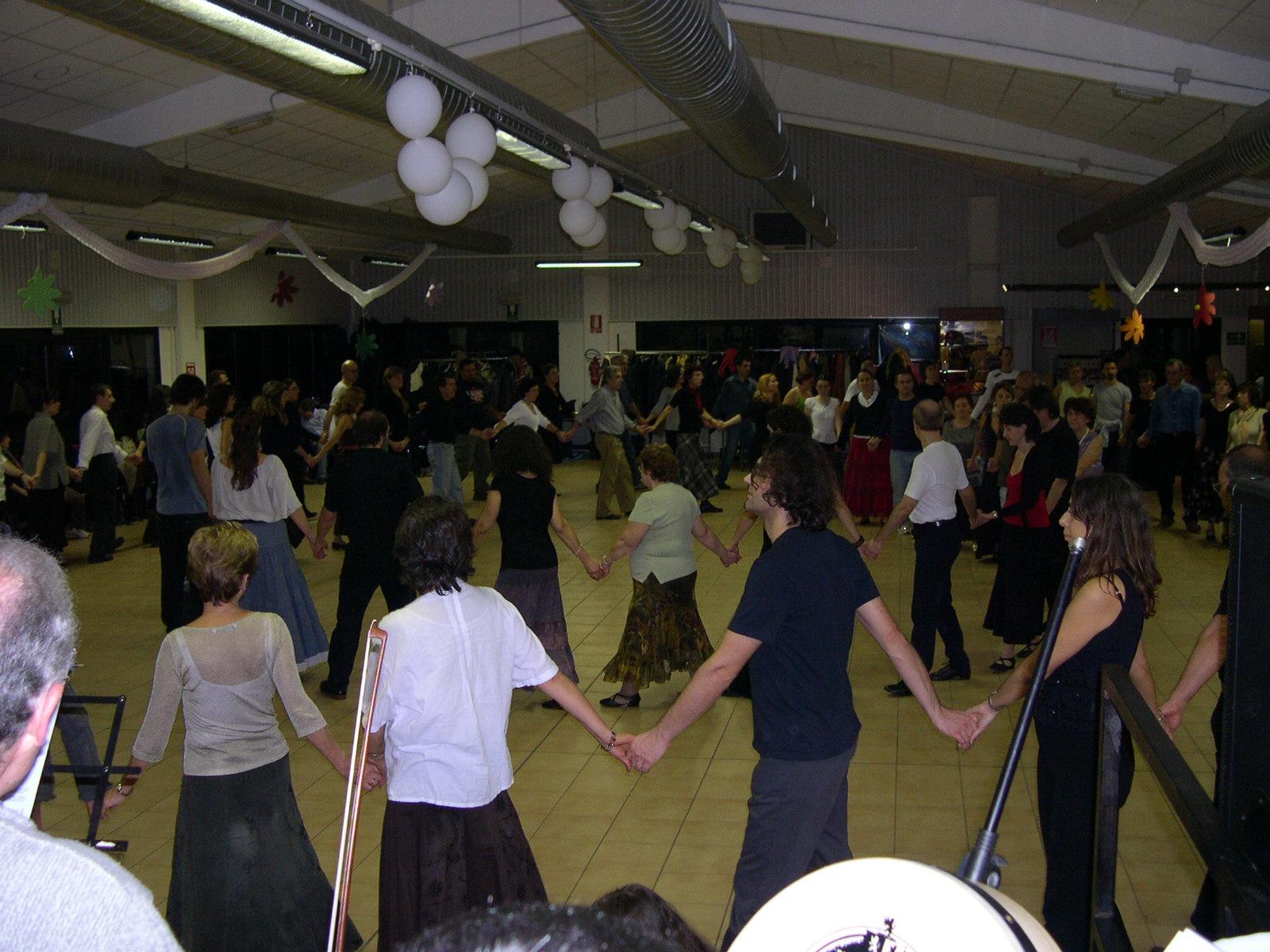 Serata di Danze Castigliane